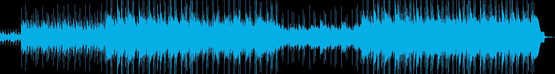 ティーン ポップ ロック レゲエ ...の再生済みの波形
