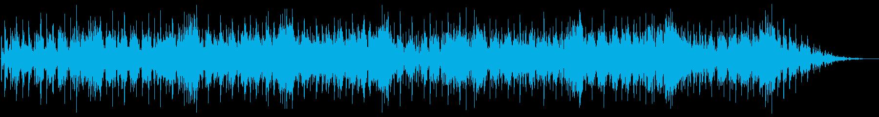 しっとりピアノジャズバラードの再生済みの波形