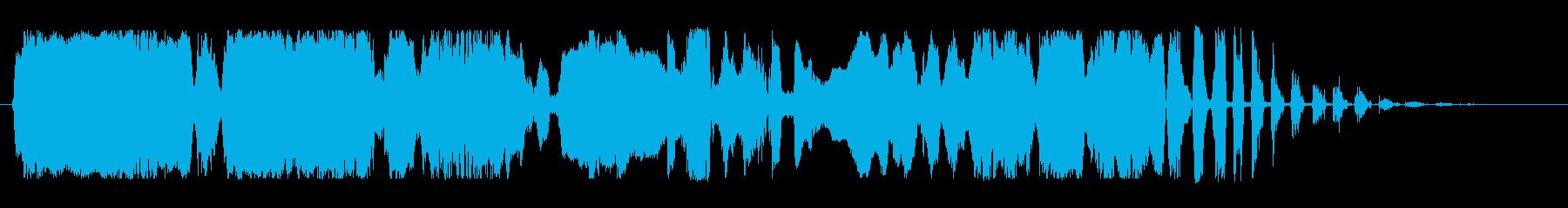 トロール トロルガズム05の再生済みの波形
