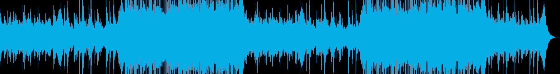 懐かしく切ないチルアウトミュージック。の再生済みの波形