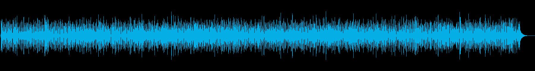 コメディー・愉快・ワクワク ピアノBGMの再生済みの波形