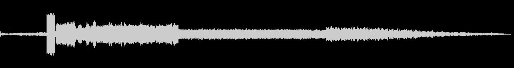 電気式ロボットサーボモーター:スタ...の未再生の波形