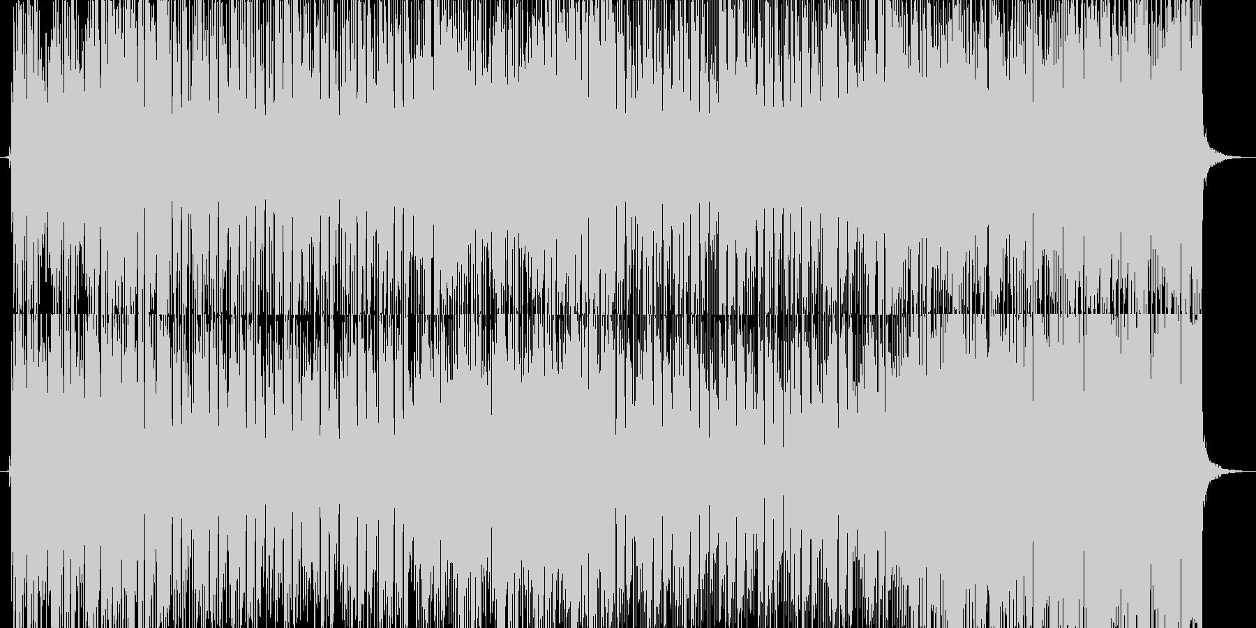 JIINO/セクシーなディスコ曲の未再生の波形