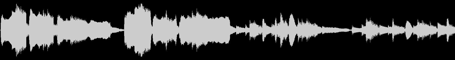 アコギとオカリナ生音ループ/ファンタジーの未再生の波形