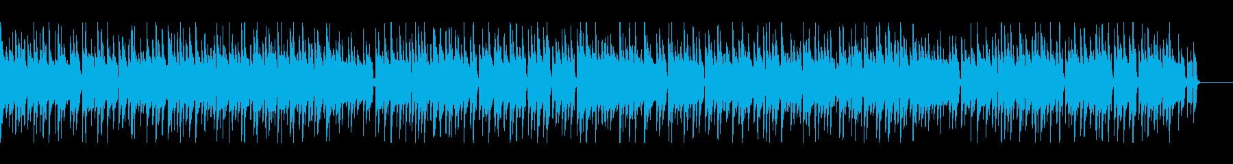 夏の海に合うボサノヴァ2の再生済みの波形