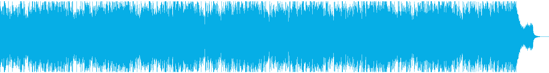 衝撃事件ミステリー再現シネマティック3の再生済みの波形