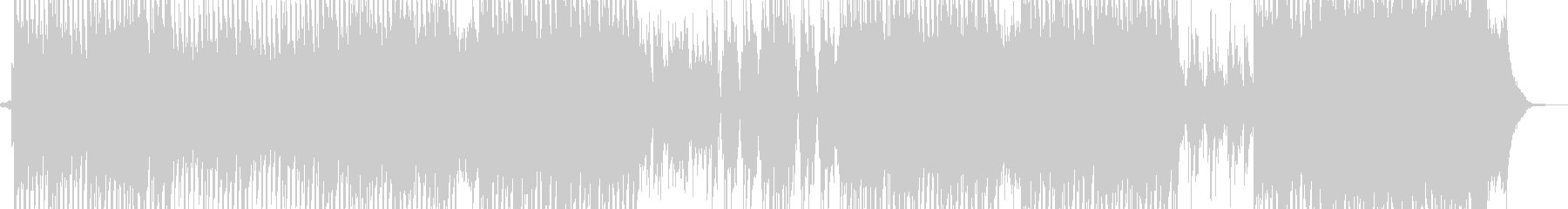 スリラーシンセ・テクノ ホルン・ギター有の未再生の波形