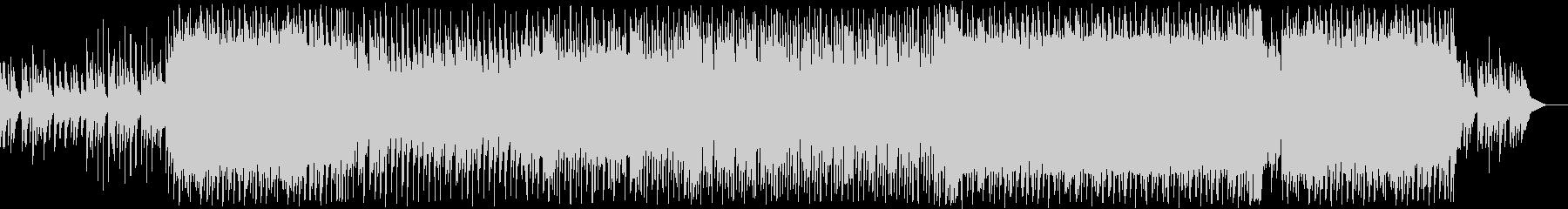 キッズ動画のエンドカードに合う優しい曲の未再生の波形