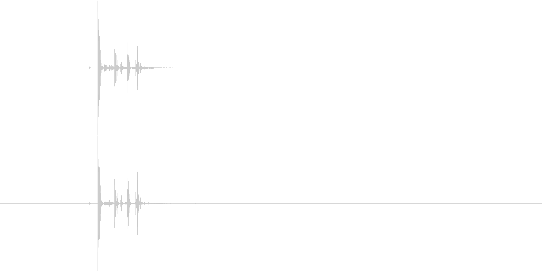 ナットクラッカー、その他のクラッシ...の未再生の波形