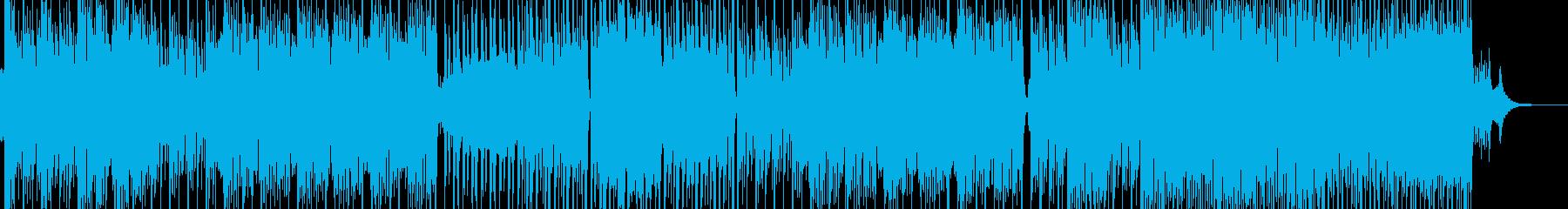砂漠の雰囲気を演出 エスニックポップB2の再生済みの波形