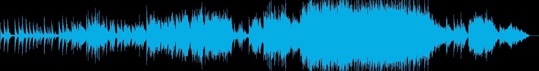 企業VP5 16bit48kHzVerの再生済みの波形