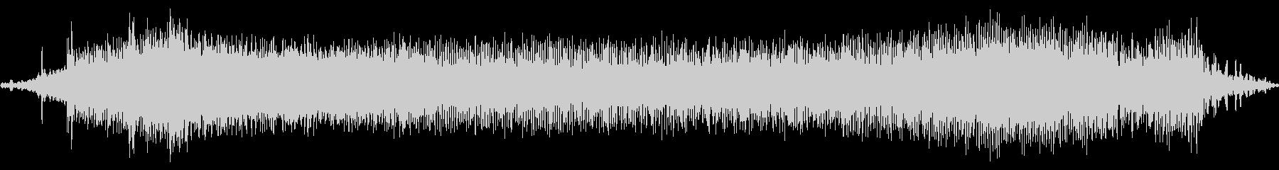 ロボットハイドロアームレッグ、サー...の未再生の波形