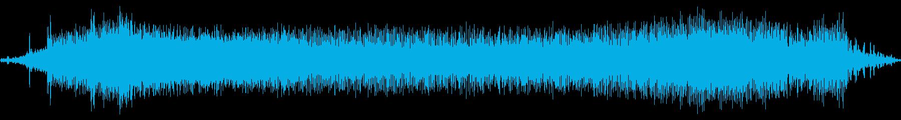 ロボットハイドロアームレッグ、サー...の再生済みの波形