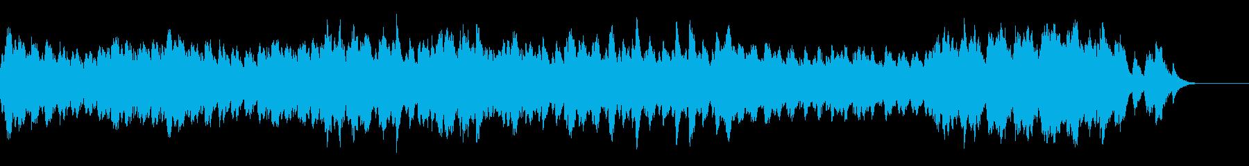 おばけの悩みのイメージ/ハロウィンの再生済みの波形