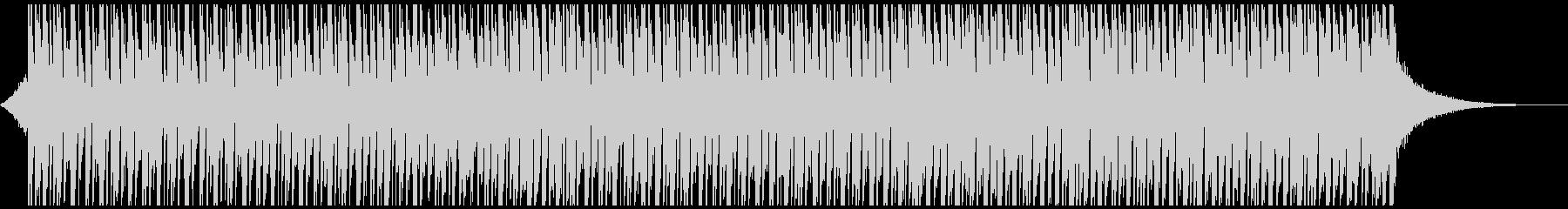 ハッピーダンス(55秒)の未再生の波形