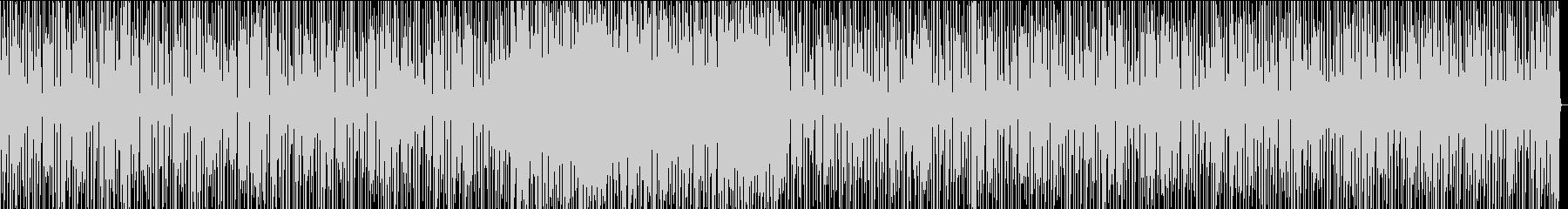 登場シーン向け・クールなギターリフの未再生の波形
