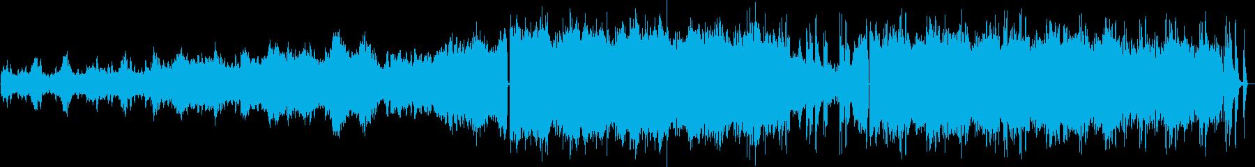 サスペンス。サウンドライフ。 EP...の再生済みの波形