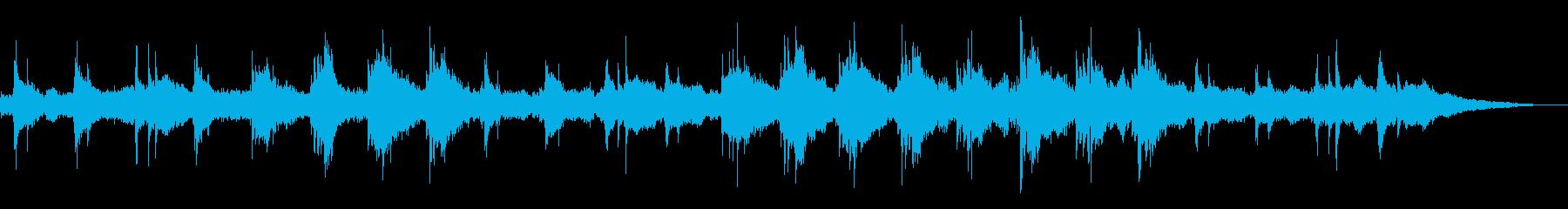 アコギ・アンビエント・神秘的の再生済みの波形