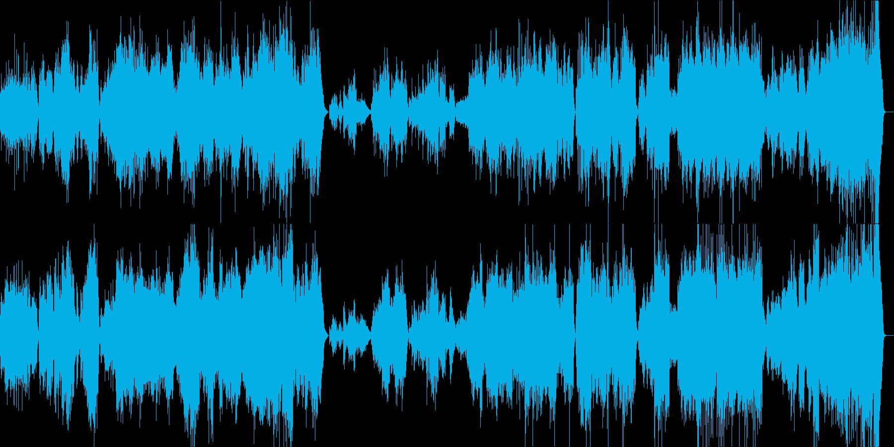和心に潜む動と静(ピアノソロ)の再生済みの波形
