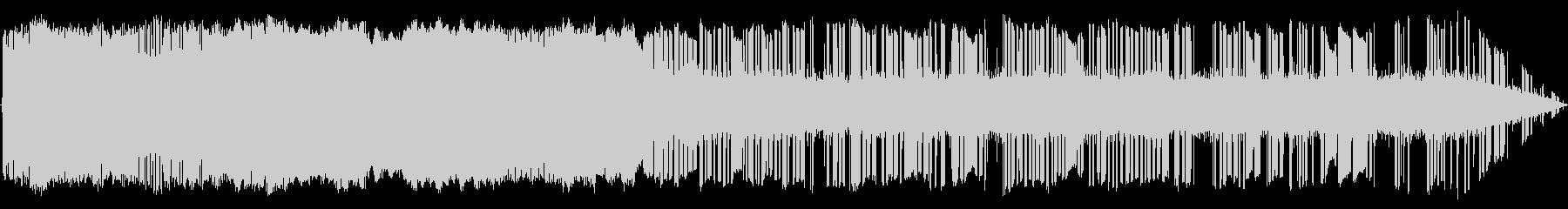 Interface Noiseの未再生の波形