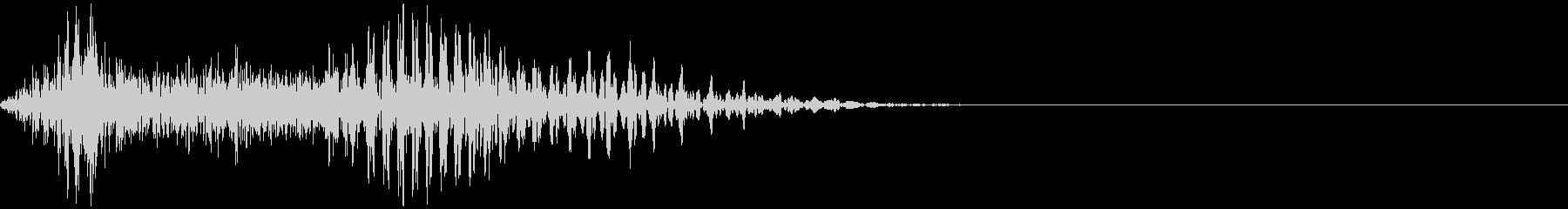 「ツモ」 麻雀ゲームのシステムボイスにの未再生の波形