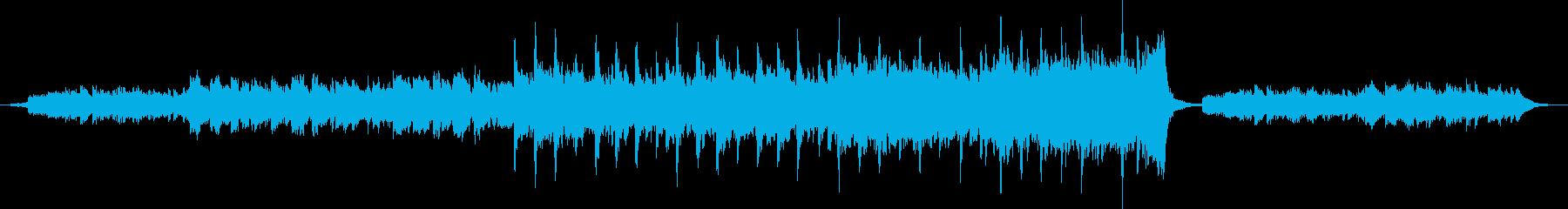 現代的 交響曲 コーポレート 広い...の再生済みの波形