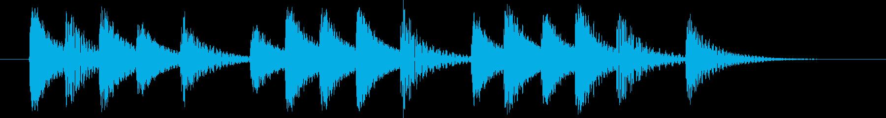Two Drum Timbali:...の再生済みの波形