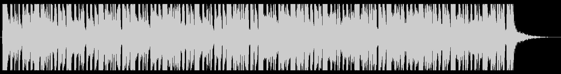 シンプル/ディスコ_No400_5の未再生の波形