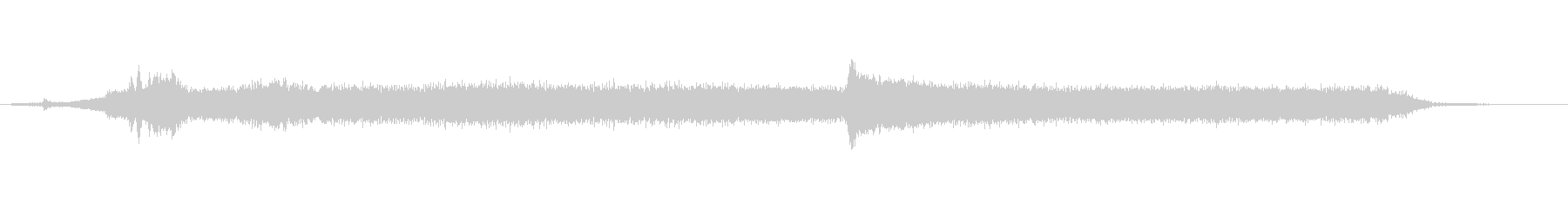 1980年代の電動スタートアイドル...の未再生の波形