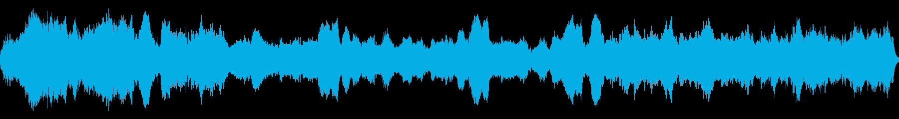 旧版RPG向けオーケストラ曲『要塞』の再生済みの波形