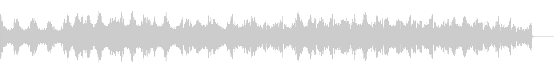 インダストリアルシーンの背景に 2の未再生の波形
