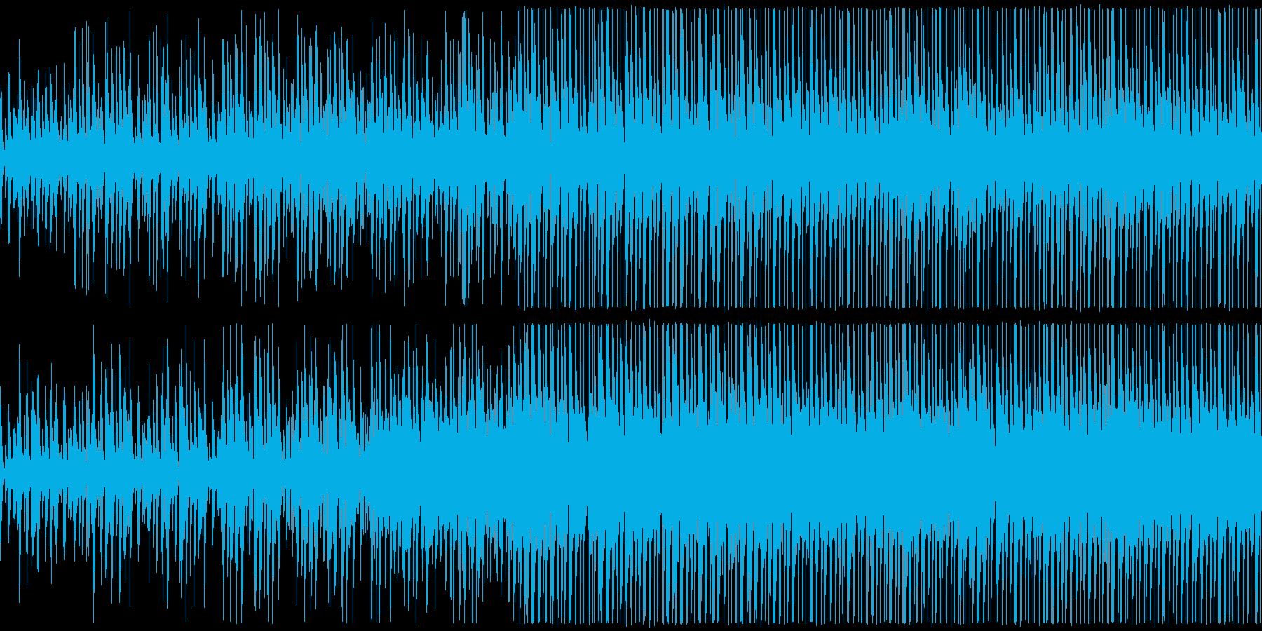 【ベース抜き】明るいほのぼのアンサンブ…の再生済みの波形