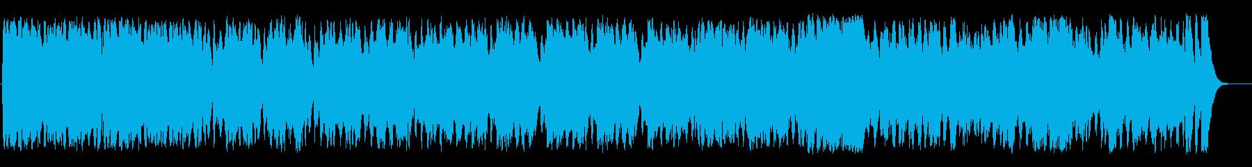 冒険に出たくなるようなワクワクするBGMの再生済みの波形