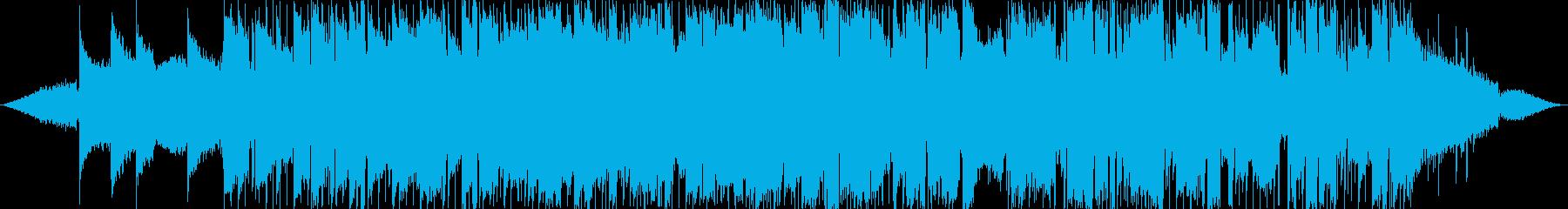 エレクトロニック 感情的 静か 気...の再生済みの波形