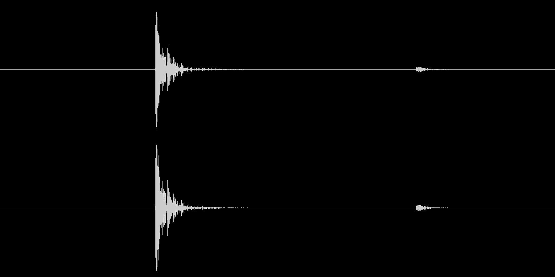 ダイヤルフォン:スラムダウンレシー...の未再生の波形