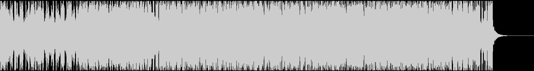 EDM、HOUSE系オープニングBGM等の未再生の波形
