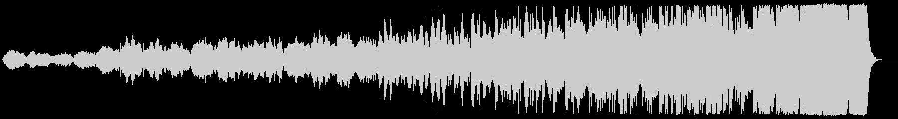 クラシック 交響曲 ドラマチック ...の未再生の波形
