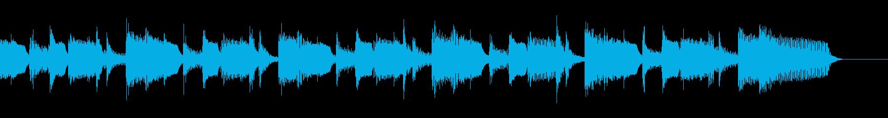 マルガリータ、ミディアムテンポ、ホ...の再生済みの波形