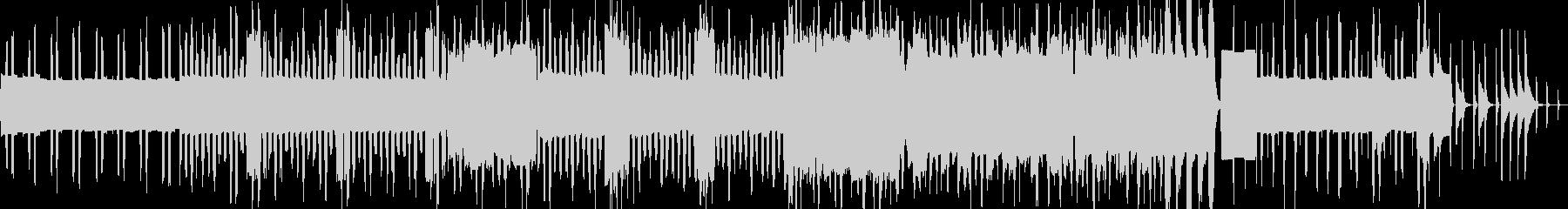 ~8bit&ピアノ~ゲームアプリに!の未再生の波形