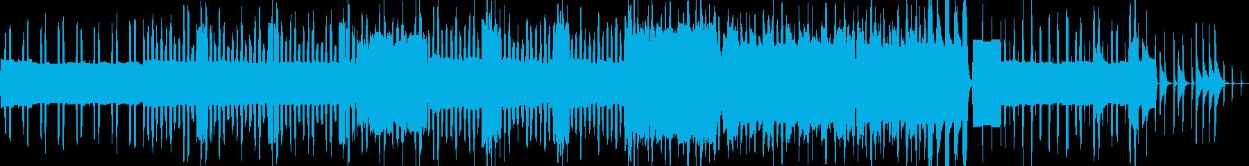 ~8bit&ピアノ~ゲームアプリに!の再生済みの波形
