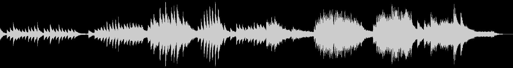 凛とした和風曲1(B)-ピアノソロ の未再生の波形