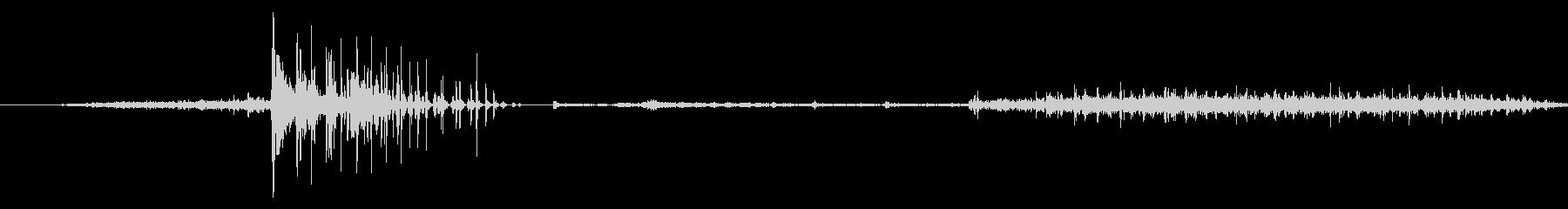 小型マイクロモーター:短いハイテク...の未再生の波形