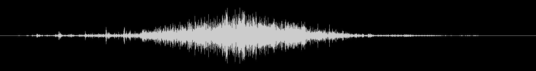 ビッグスクレイプ、フォーリーの未再生の波形
