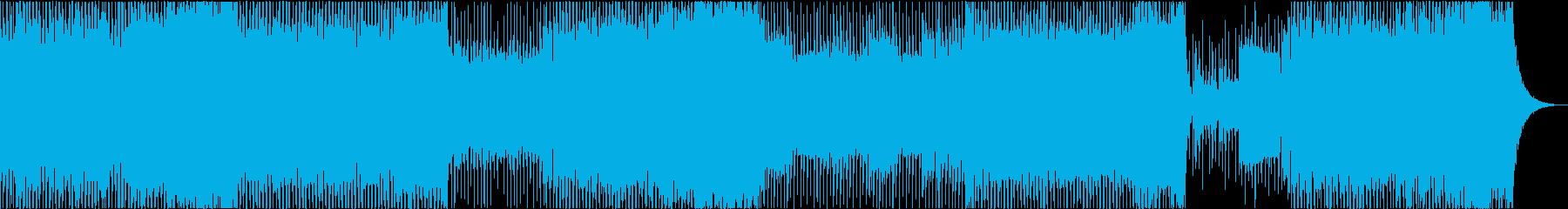メリー クリスマス カバー 定番 EDMの再生済みの波形