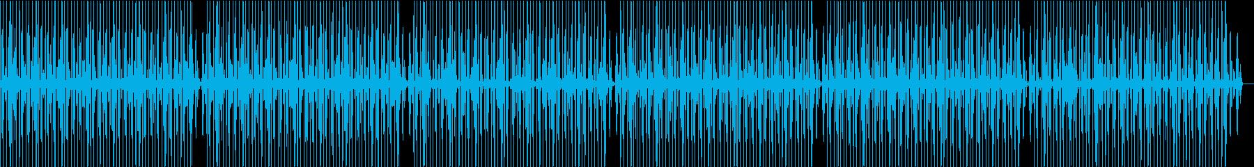 Rhythm Textureの再生済みの波形