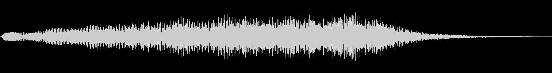 ジングル101jの未再生の波形