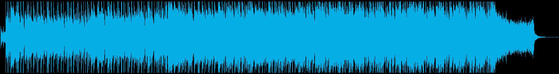 CM用4A、明るく軽快、ウキウキ楽しいの再生済みの波形