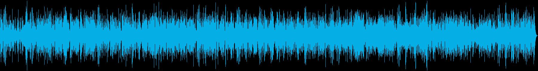 爽やか海沿いヒーリング系ビブラフォンの再生済みの波形