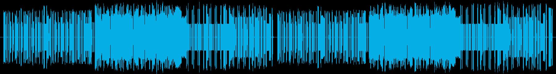 コミカルで怪しい8bitストレンジの再生済みの波形