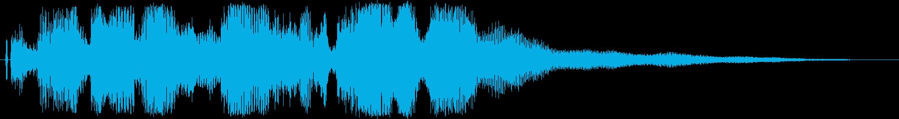 DJ,ラジオ,映像,クリエイター様に!1の再生済みの波形